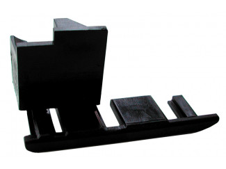 B13-4 Type Roll And Lock End Cap Replacement Pair
