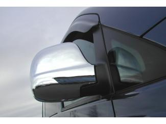 Mercedes Vito Mk2 Stainless Steel Full Mirror Cap Set