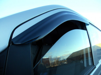 Mercedes Vito-Viano Front Pair Of Wind Deflector Visors