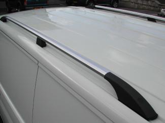 Vauxhall Vivaro Lwb Alloy Roof Rail Bars