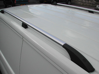 Nissan Primastar Swb Alloy Roof Rail Bars