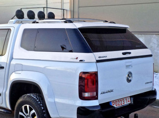 VW Amarok Alpha Type-E Truck Top Canopy In Primer Finish