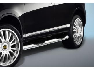 Side Bar Set by Cobra for a VW Touareg 80mm Diameter tube bar