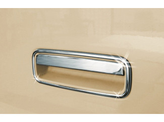 Vw T5 2010> Ss Rear Door Handle Cover 2 Piece