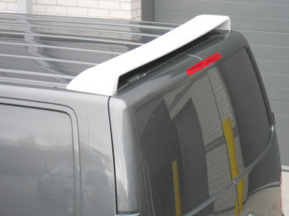 Primered Roof Spoiler VW T5