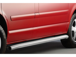 Vw T5 Swb Satin Stainless Steel Safety Bars