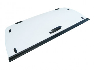 Carryboy Replacement Solid GRP Rear Door Toyota Hilux 2005-2015 Low Roof