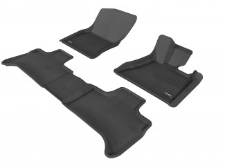 BMW E70 X5 2007 To 2013 Tray Type Tailored Mats