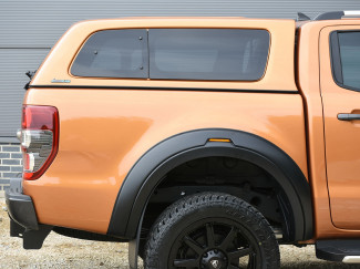 Ford Ranger Double Cab 2012 Onwards Aeroklas Leisure Hard Top With Central Locking