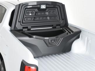 Mitsubishi L200 Series 6 2019 On Aeroklas Composite Lockable Tool Storage Box