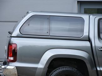 Aeroklas Hard Top With Window Sides