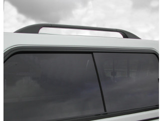 Aeroklas 1300mm Truck Top Extra Cab Roof Rail Bars