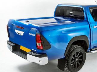 Toyota Hilux 2016 Double Cab Aeroklas Hard Top Speed Lid