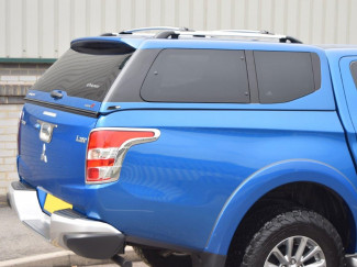 Mitsubishi L200 Double Cab 2015 Onwards Alpha Type-E Hard Top Canopy