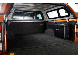 Ford Ranger 2012 On Mk5 Double Cab Bed Rug Liner