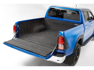 Toyota Hilux 2016 On Double Cab Bed Rug Liner