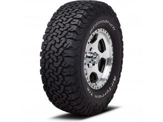 265 70R 17 BF Goodrich KO2 All Terrain Tyres 121S