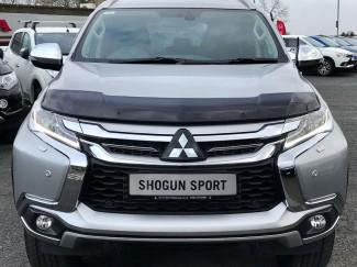 Mitsubishi Shogun/Pajero Sport 2016 on Bonnet Guard