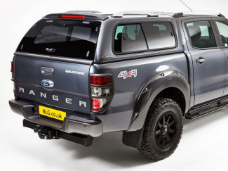 2012 Onwards Ford Ranger Double Cab Carryboy Leisure Hard Top Canopy With Central Locking