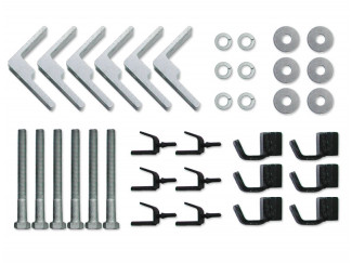 Pro//Top Clamps Set (Set Of 6)