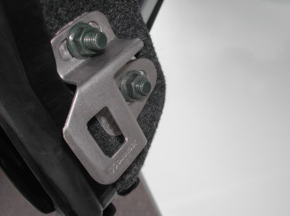 Carryboy Striker Plate -Pair (Attaches To Shell)