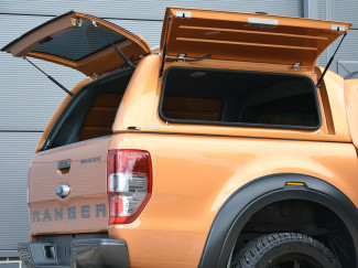 Ford Ranger double cab Alpha CMX gullwing hard top