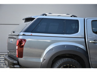 Isuzu D-Max 2017 Alpha Type-E Hard Top In Paintable Primer Finish