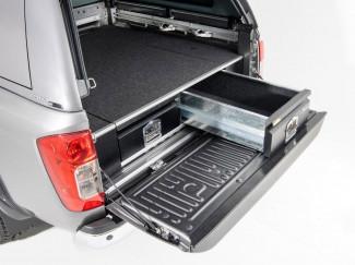 Renault Alaskan Double Cab 2018 Bespoke Load Bed Drawer System