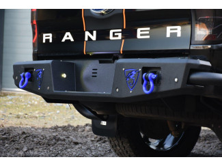 FORD RANGER REAR STEP BAR – REAR PROTECTION BAR