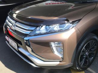 Mitsubishi Eclipse Cross 2017 Onwards Smoke Bonnet Bug Shield
