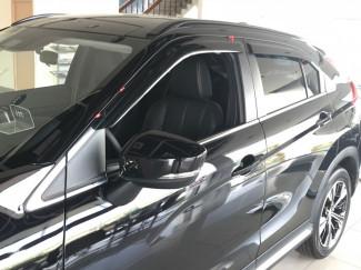 Mitsubishi Eclipse Cross 2017 Onwards Window Door Visors