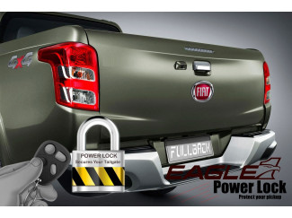 Fiat Fullback 2016 on Tailgate Power Lock – Central Locking kit for your tailgate