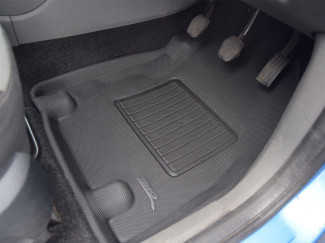 Ford Focus 2004 To 2010 Tray Type Tailored Mats