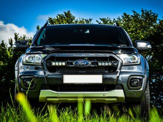 New Ford Ranger 2019 on Lazer Lights Triple-R 4 Elite Integration Kit