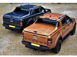Double Cab Ford Ranger T6 Alpha SC-Z Sports Tonneau Cover