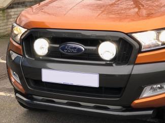 New Ford Ranger 2019 On LED Driving Spot Lights Set