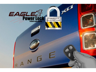 Ford Ranger 2012 on Tailgate Power Lock – Central Locking kit for your tailgate