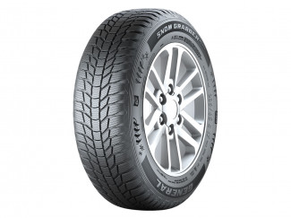 275 45 20 General Snow Grabber Plus Tyre 110V XL