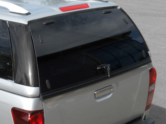 Carryboy S7 Hard Top Canopy Complete Tailgate Door Glass Replacement For Ford Ranger