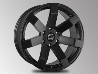 20x9 Hawke Summit Black Finish Alloy Wheels 6-114 For Mercedes Benz X-Class 2017 Onwards