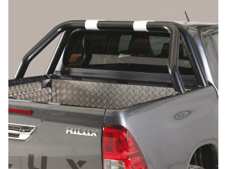 HILUX 16ON BLK ROLL BAR MRK RLD/K/410/PL