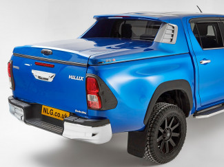 Toyota Hilux double cab fitted with Alpha SC-Z