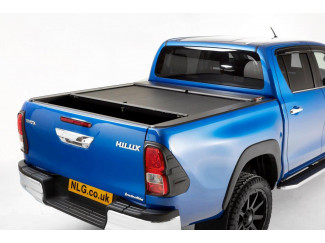 Toyota Hilux 2016 on Roll N Lock Roller Shutter Tonneau Cover LG518M