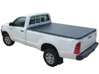 Toyota Hilux 2016 On Single Cab Hooked Tonneau Cover