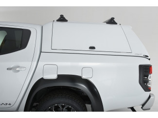 Mitsubishi L200 Series 6 2019 On Truck Top Canopy - Alpha CMX Hard Top - Various Colours