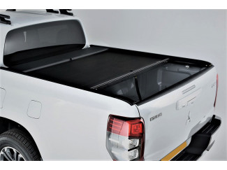 Mitsubishi L200 Series 6 2019 On Roll And Lock Lid Roll Cover