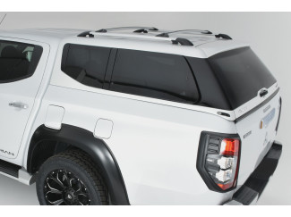 Mitsubishi L200 Series 6 Truck Top Canopy - Alpha Type-E Leisure Hard Top - Various Colours