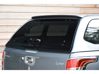 Mitsubishi L200 2015 Onwards Aeroklas GST+ Hardtop Canopy Refurbished Rear Door