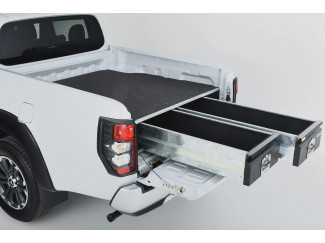 Mitsubishi L200 Double Cab Load Bed Drawer System