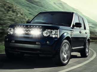 Land Rover Discovery 2009-2014 Lazer Lights LED Triple-R750 Elite Integration Kit Bundle